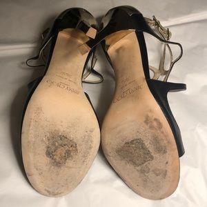 Jimmy Choo Shoes - Lightly worn Jimmy Choo Lance sandals heels